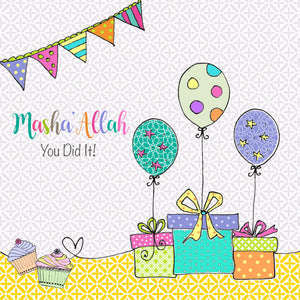 BB 08 - Masha'Allah You Did It - Islamic Moments