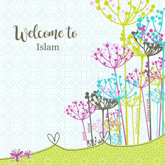 BB 24 - Welcome to Islam - Islamic Moments