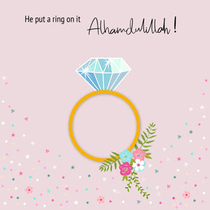 BJ 04 - He put a ring on it - Alhamdulillah ! - Islamic Moments