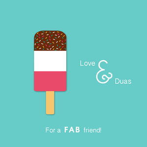 BJ 14 - Love and Duas for a FAB friend! - Islamic Moments