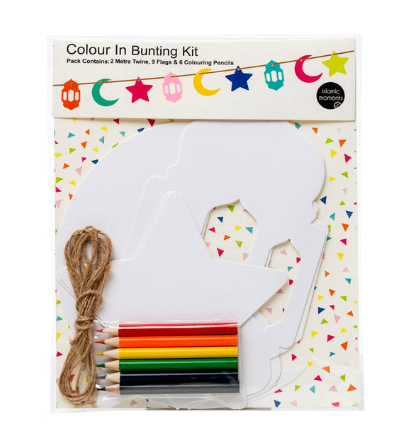 CMB 01 - Colour My Bunting
