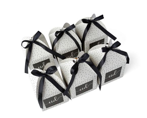 Eid Mubarak Favour Gift Boxes  - Pack of 6
