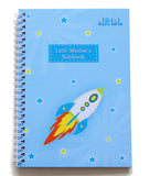 NB 08 - Little Muslim's Notebook