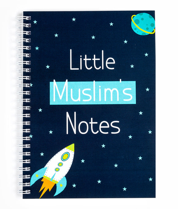 NB 25 - Little Muslim's Notes