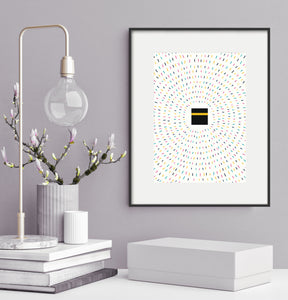 Kaaba Pilgrims - Home Decor