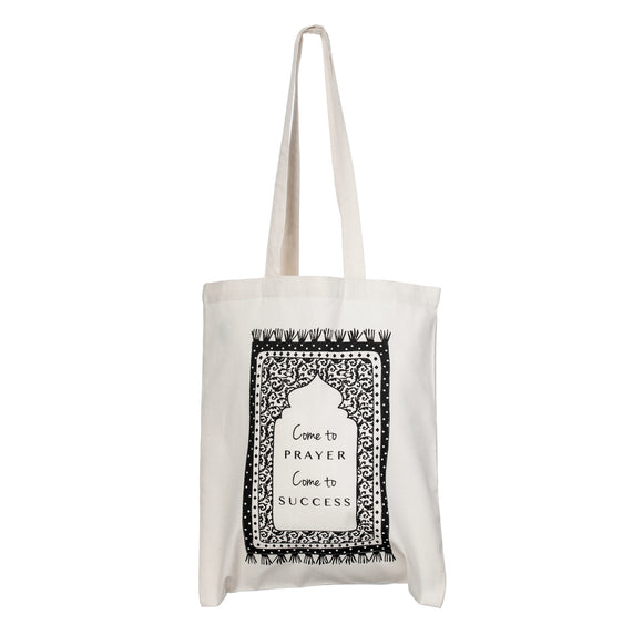 Cotton Tote Bag - Come to Prayer - CB 03