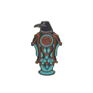 Bioshock 'Murder Of Crows' Vigor Pin