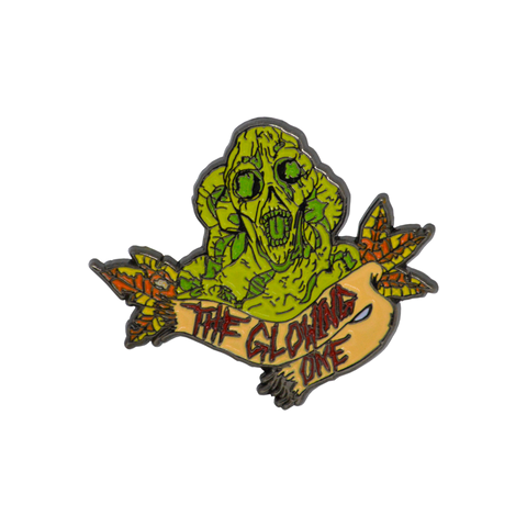 'The Glowing One' Ghoul Fallout Pin