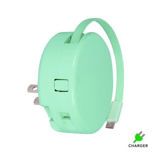 Sold Out / Coming Soon - Mint Julep BibiCharger Wall Charger
