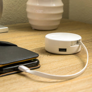 Sold Out / Coming Soon - White BibiPowerbank Battery Pack
