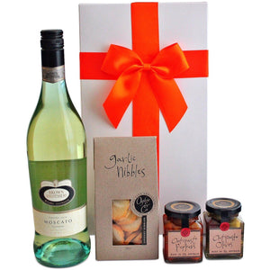 BROWN BROTHERS GOURMET HAMPER - blac-label-boxes