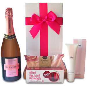 PINK PAMPER HAMPER - blac-label-boxes