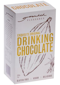 GROUNDED PLEASURES - ORIGINAL DRINKING CHOCOLATE
