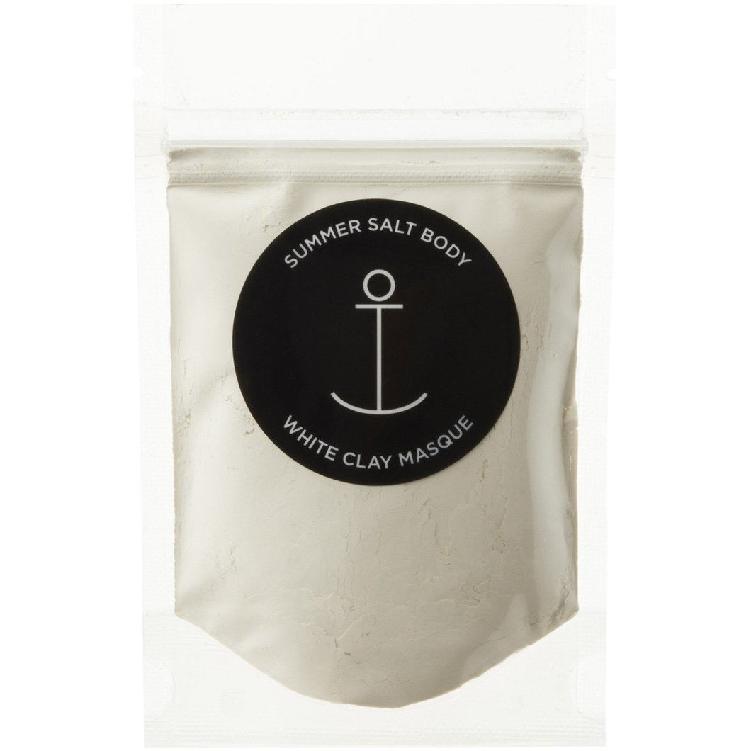 SUMMER SALT BODY - MINI WHITE CLAY MASQUE