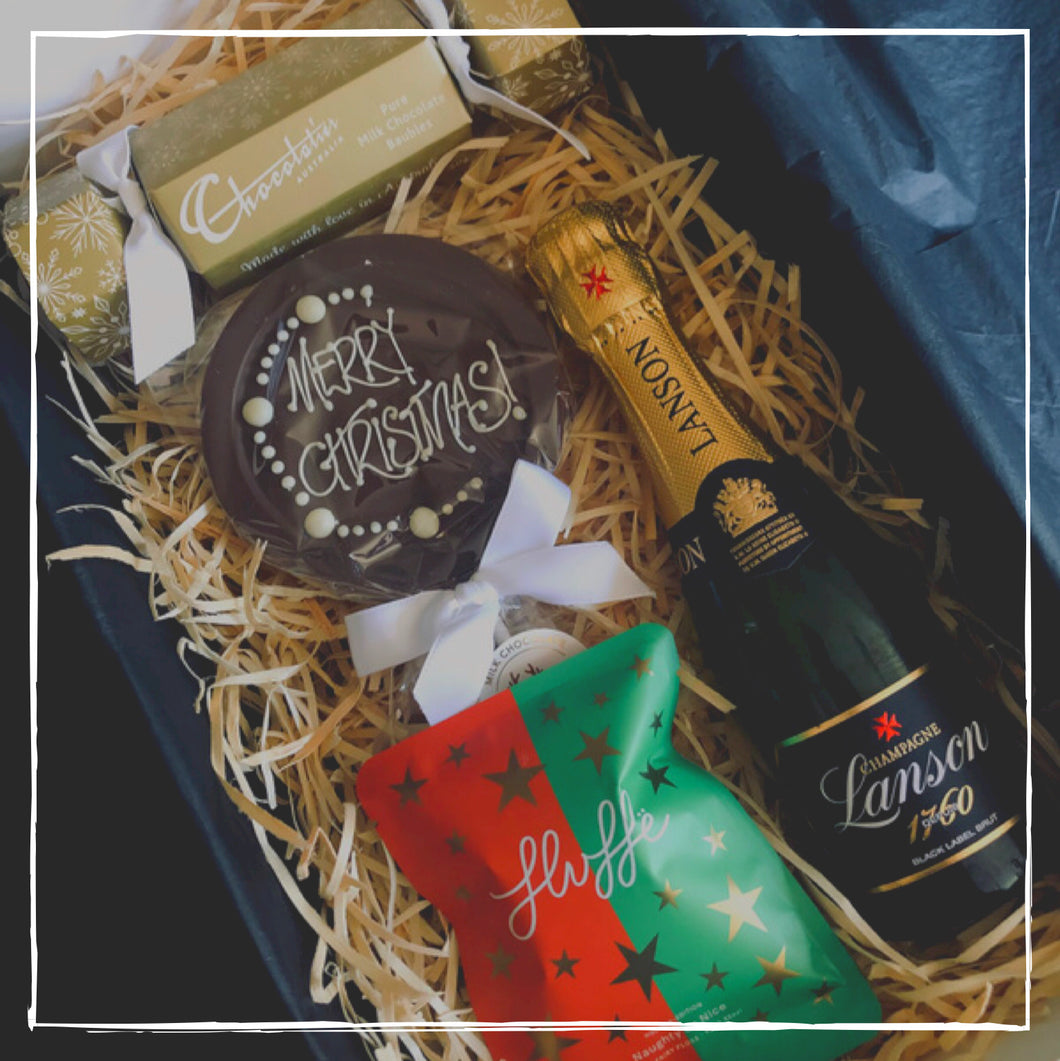 MINI CHRISTMAS TIME HAMPER
