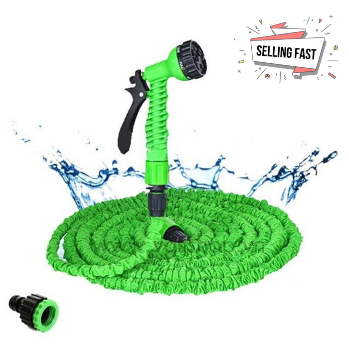 Magic Expandable Garden Water Hose 25FT-200FT Flexible-Sprayers-LuxylGroup, Inc.