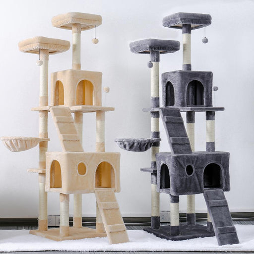 Cat's Tree Tower Condo Scratcher Home Furniture-LuxylGroup, Inc.