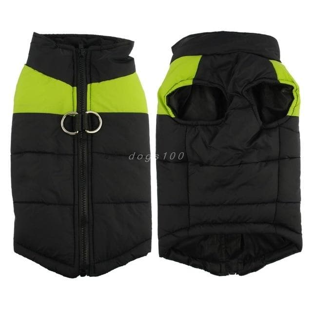 Waterproof Pet Dog Puppy Vest Jacket-Jacket-LuxylGroup, Inc.
