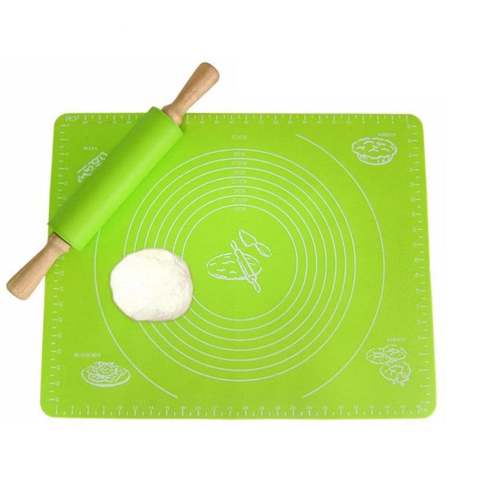 Non-Stick Silicone Rolling Mat - LuxylGroup