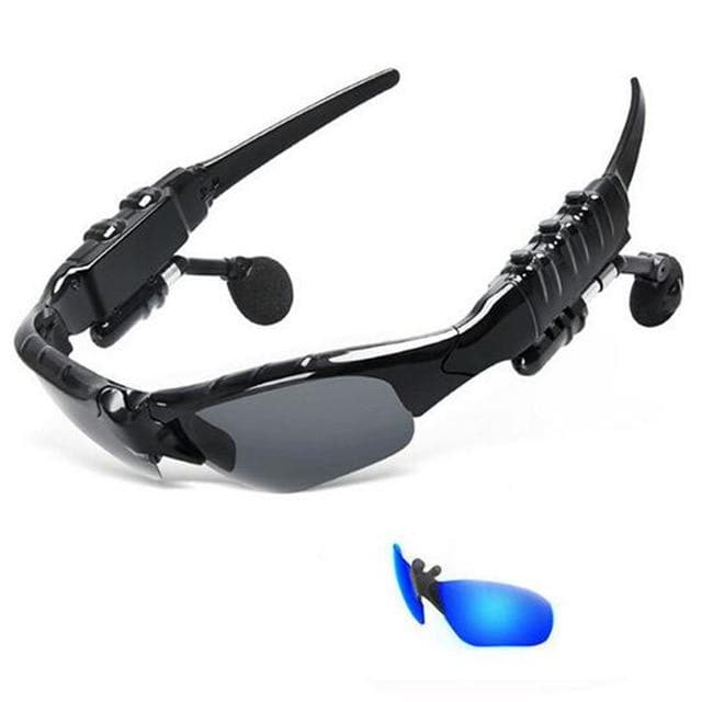 Bluetooth Headphones Earbuds Sunglasses-Earbuds Sunglasses-LuxylGroup, Inc.