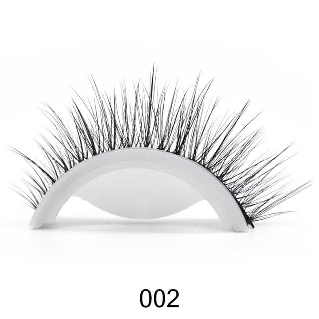 3D Mink Reusable False Eyelashes - LuxylGroup