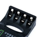 LED Smart Rechargeable Battery Chargers-Battery Chargers-LuxylGroup, Inc.
