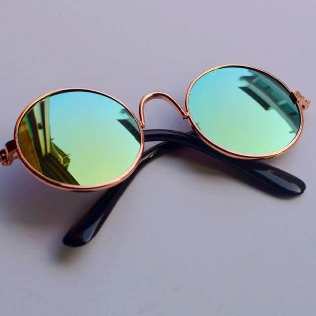 Metal Dog Sunglasses - LuxylGroup