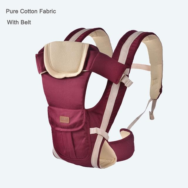 Front Facing Baby Carrier Backpack-Backpacks & Carriers-LuxylGroup, Inc.