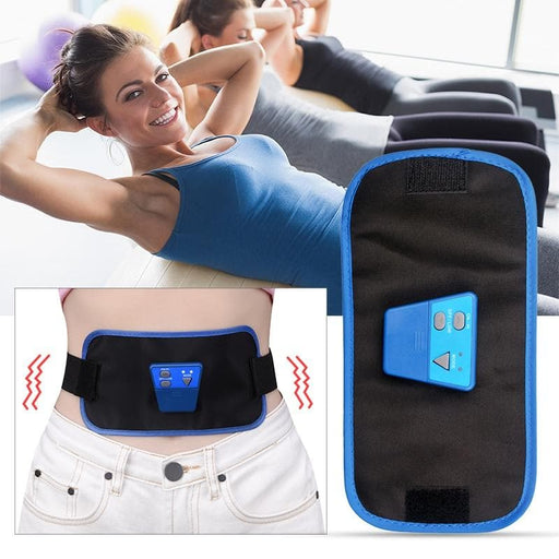 Electronic Muscle AB Massager Belt-Massage & Relaxation-LuxylGroup, Inc.