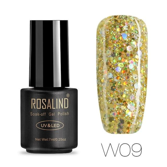 Diamond Glitter Series Gel Nail Polish - LuxylGroup