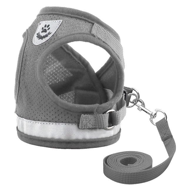 Nylon Mesh Puppy Dog Harnesses-Harnesses-LuxylGroup, Inc.