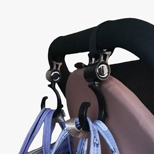 Pram Rotate 360 Degree Stroller Hooks-Hook-LuxylGroup, Inc.