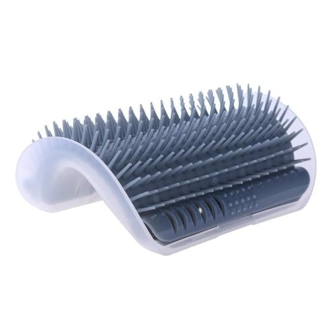 Removable Cat Corner Scratching Rubbing Brush-Comb-LuxylGroup, Inc.