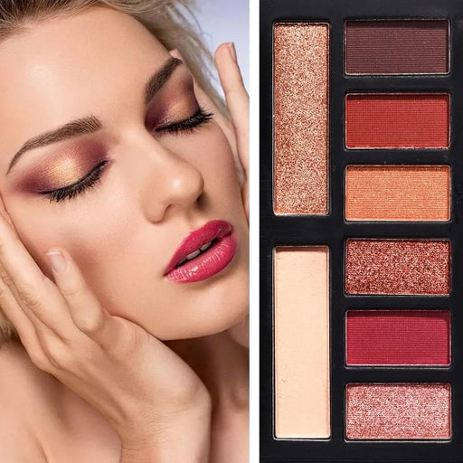 Shimmer Matte Pigmented Eye Shadow - LuxylGroup
