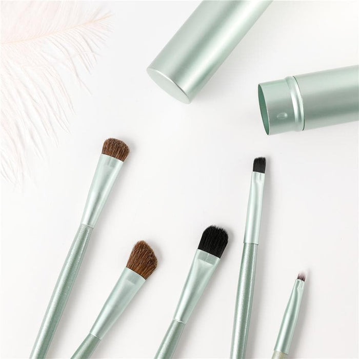 Travel Portable Makeup Brushes Set-Makeup Brush-LuxylGroup, Inc.