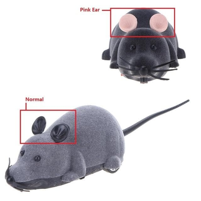Remote Control False Mouse Cat Toys-Mice & Animal Toys-LuxylGroup, Inc.