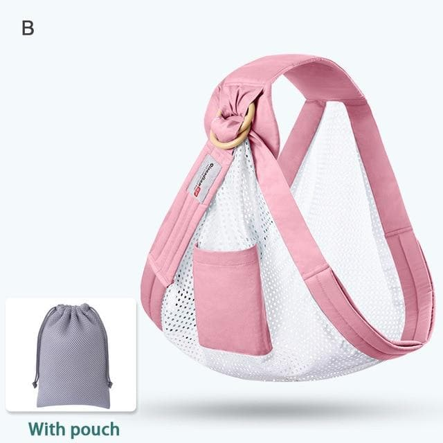 Mesh Fabric Breastfeeding Carriers Cover-Backpacks & Carriers-LuxylGroup, Inc.