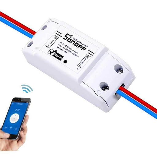 WIFI Wireless Remote Control Smart Switch - LuxylGroup