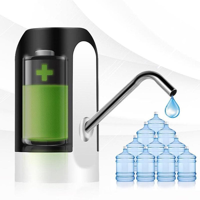 Smart Electric Portable Water Pump Dispenser - LuxylGroup