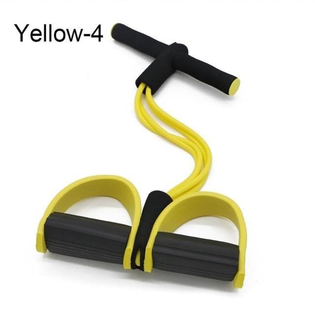 2/4 Tube Strong Fitness Resistance Bands - LuxylGroup