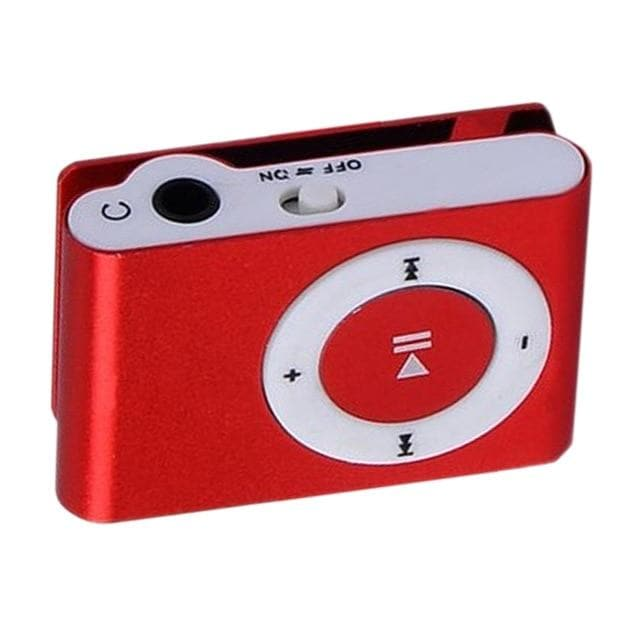Mirror Portable Mini Clip MP3 Player-MP3 Player-LuxylGroup, Inc.