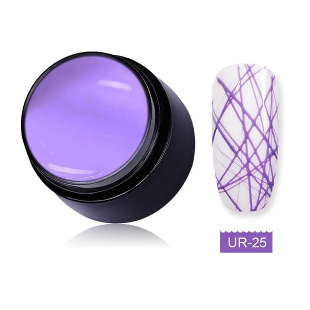 UR SUGAR Silk Spider Nail Polish-Beauty Instrument-LuxylGroup, Inc.