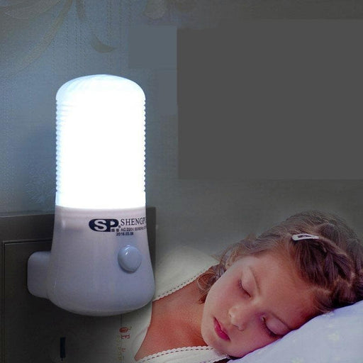 EU/US Plug LED Night Light-Night Lights-LuxylGroup, Inc.
