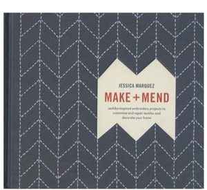 Make + Mend by Jessica Marquez