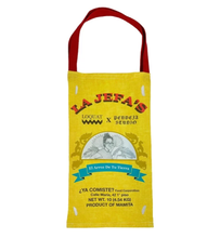 Load image into Gallery viewer, La Jefa's rice bag tote