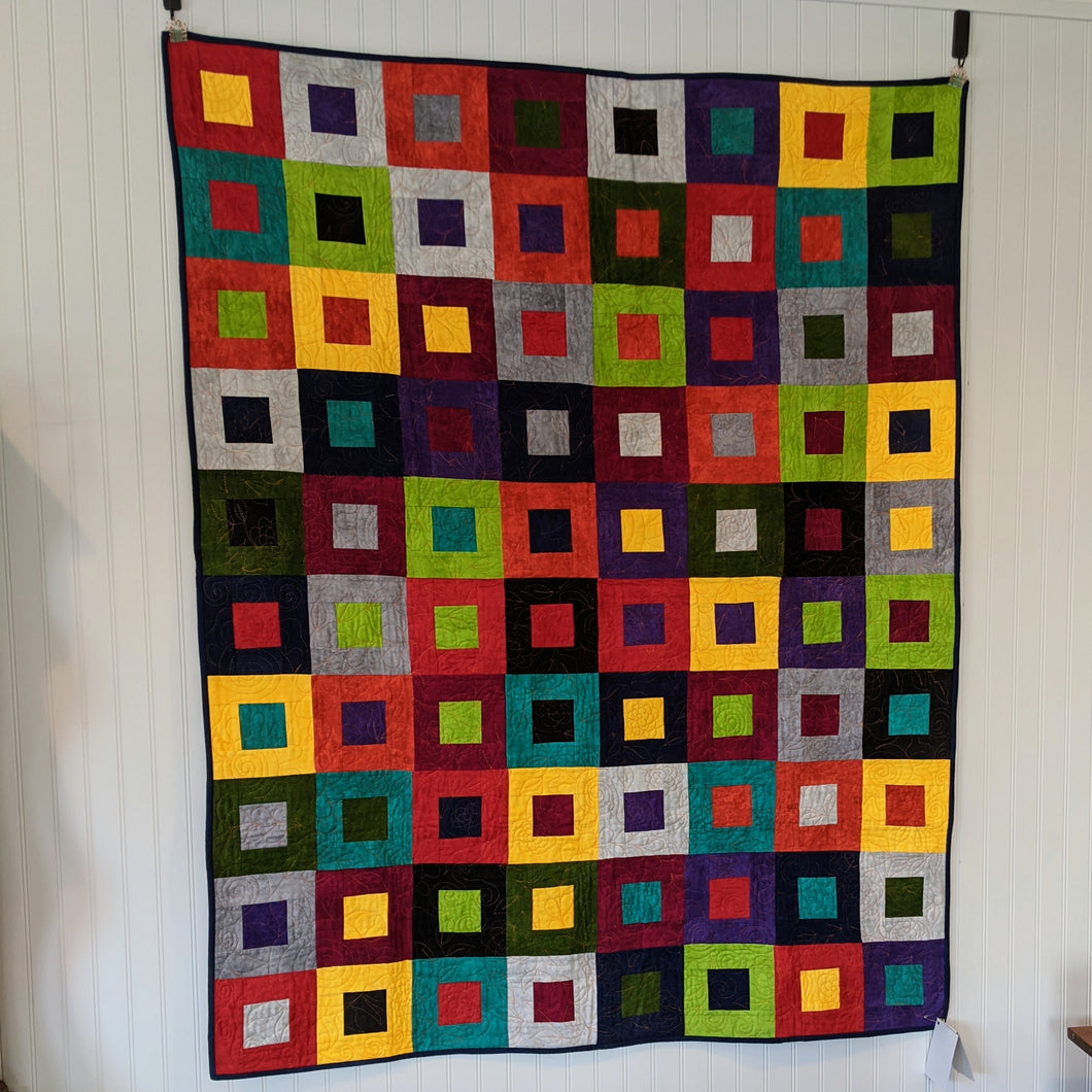 Not Your Mother's Flannel Quilt