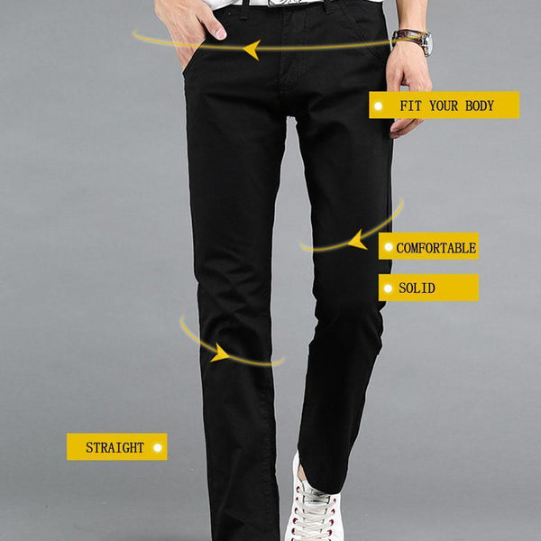OrangeVitam™ Men's Fashion Casual Pants