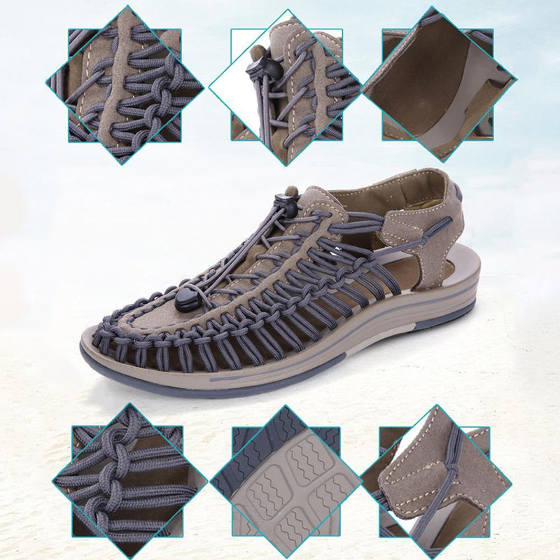 Outdoor Breathable Woven Sandals