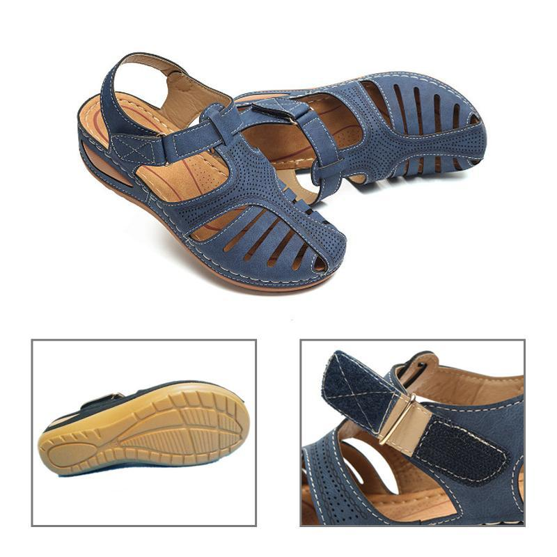 OrangeVitam™ Women's Summer Round Toe Sandals