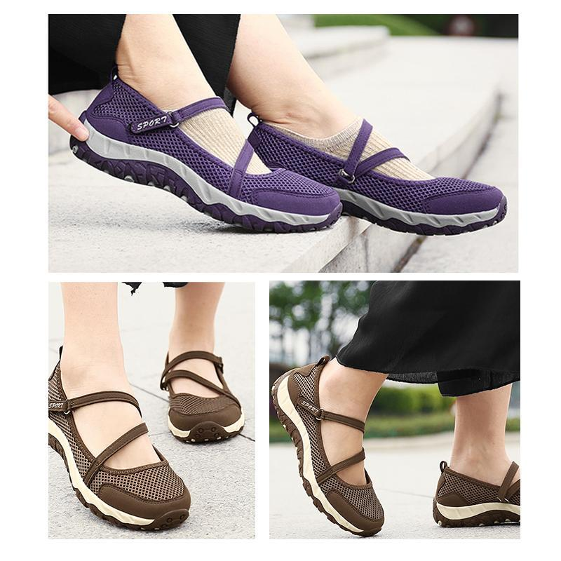 Women's Light Non-slip Breathable Mesh Sneakers